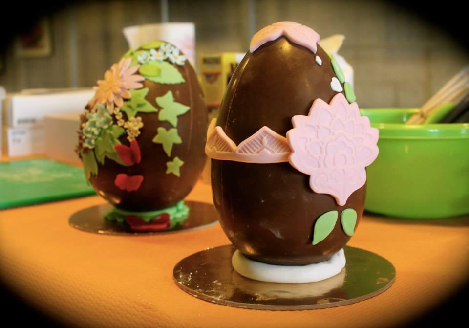 19 marzo uova di pasqua decorate laboratorio per bambinicresci con gusto - Uova di pasqua decorate ...